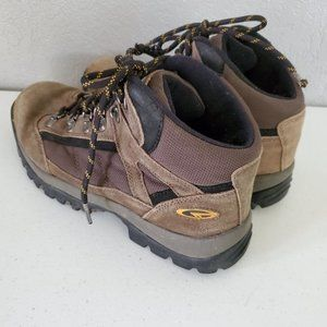 Hi-tec Carbon Rubber Brown boots